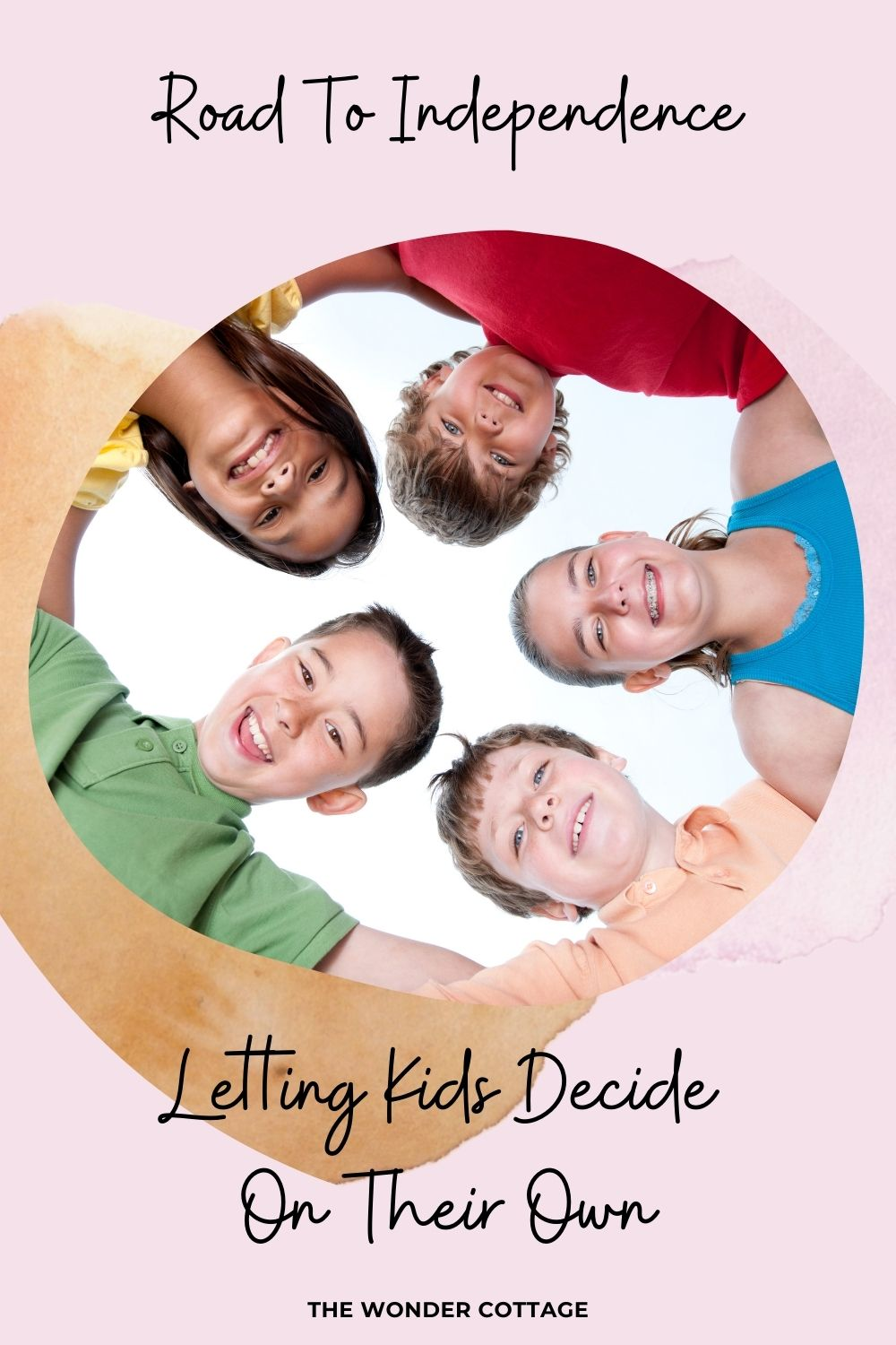 Letting kids decide on their own