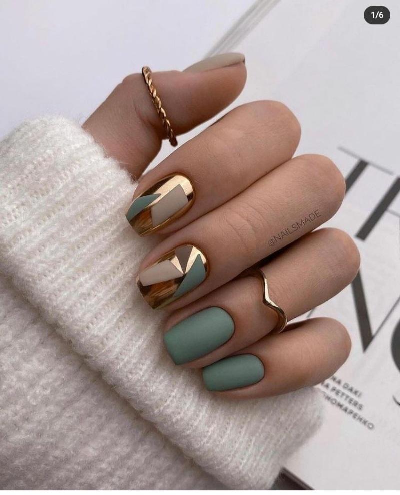 Attractive Squared Nail