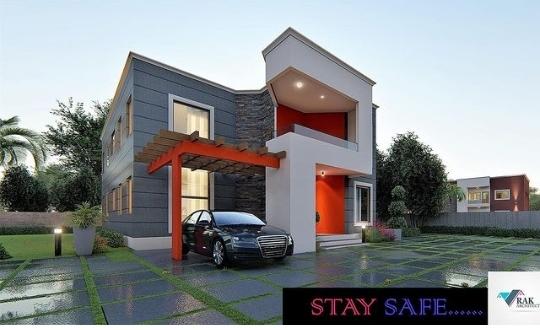 Modern House Designs By Rak Architecture