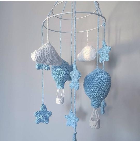 crochet craft designs