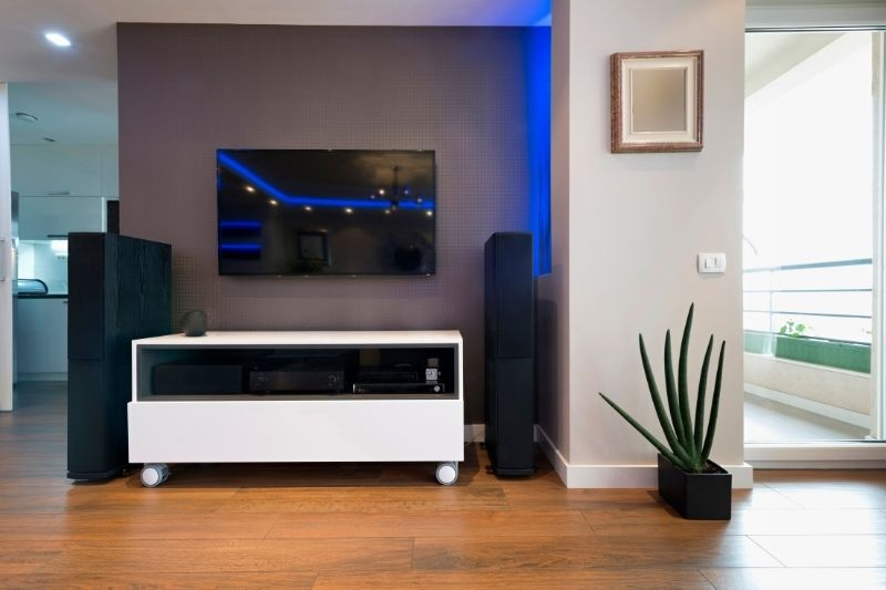 living room intereior