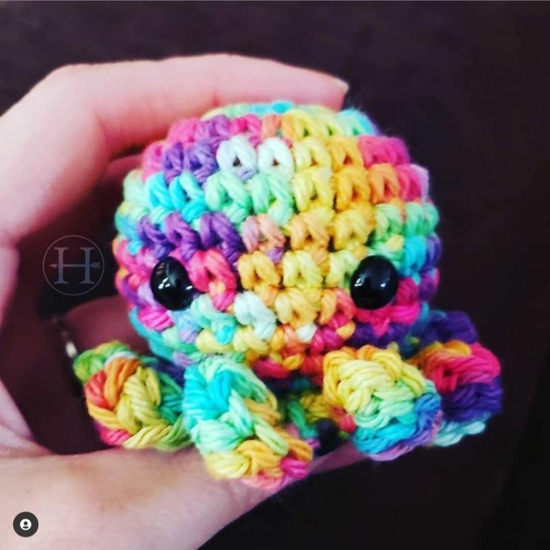 crochet octopus patterns