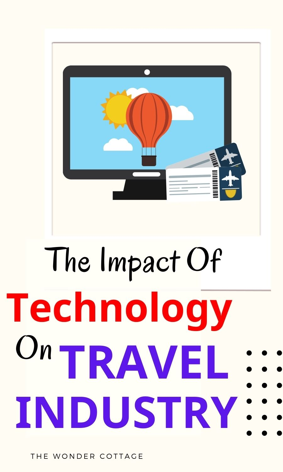 Impact Of Technology On Travel Industry