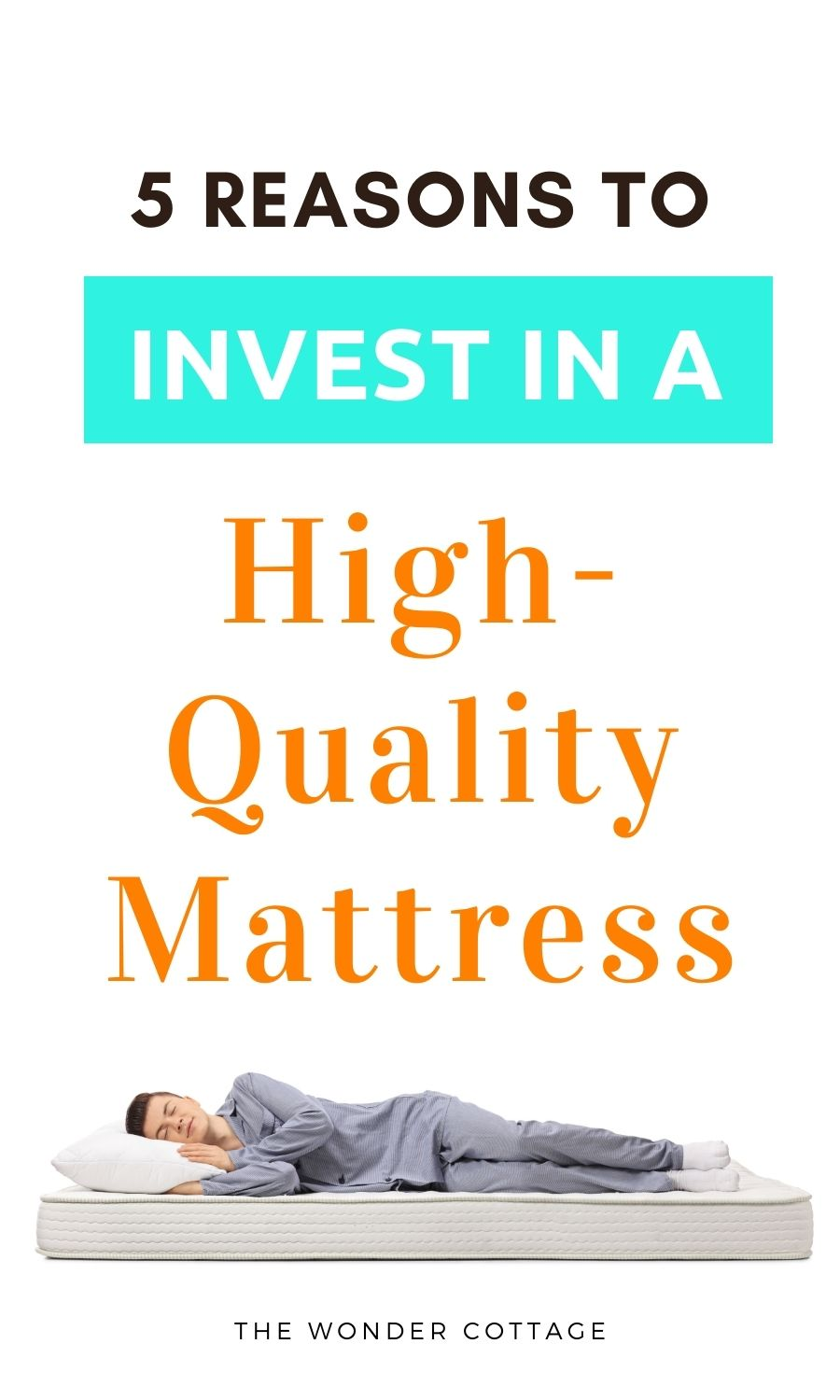 5 Reasons To Invest In A High-Quality Mattress
